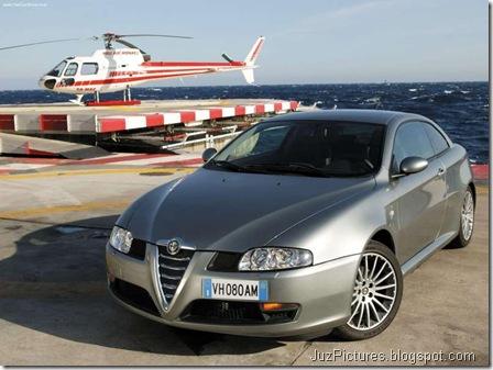 Alfa Romeo GT1