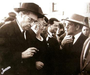 1962-04-01 Antonio Diaz Cañabate y Juan Belmonte