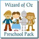 Wizard of Oz Preschool Pack Button