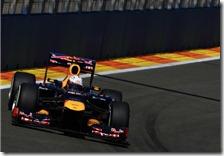 Vettel conquista la pole del gran premio d'Europa 2012