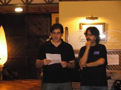 Marc R. Soto y Fernando Ángel Moreno leen el fallo