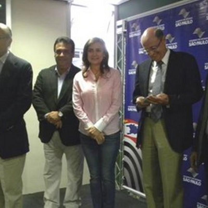 Governador Alckmin inaugura AME em Taboão da Serra