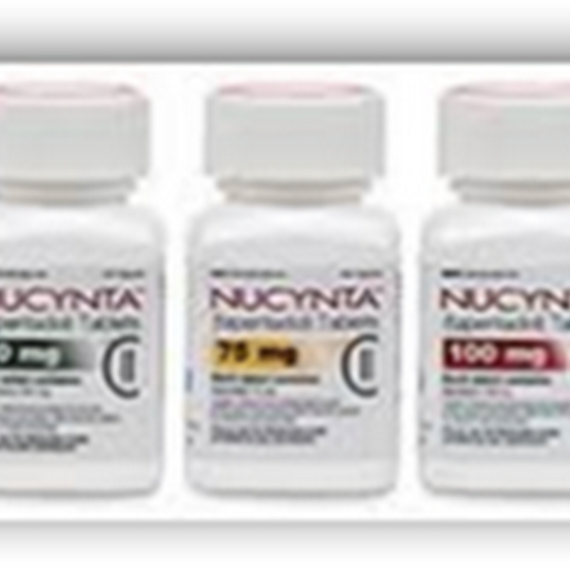Johnson and Johnson Extended Pain Drug  (Opioid Analgesic) Nucynta ER Approved by FDA