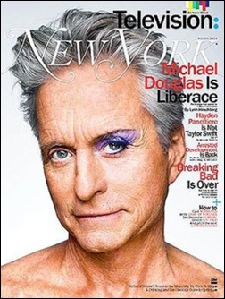 Michael Douglas revista New York