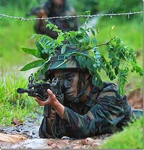 tentera wanita korea utara 3