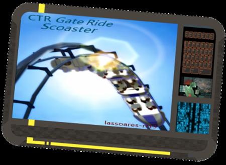 CTR Gate Ride (Scoaster) lassoares-rct3