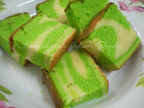 kek pandan