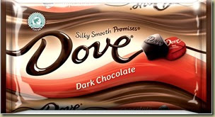 Silky Smooth Promises Dove Dark Chocolate
