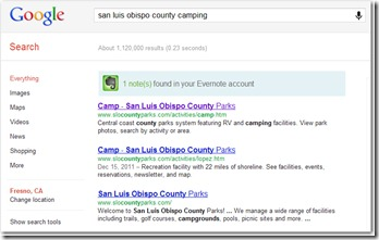 California Camping reservations1