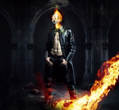 44. Cómo crear un cráneo en llama