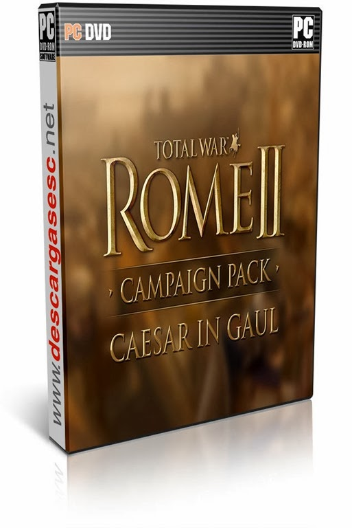 Total War ROME II Caesar in Gaul-RELOADED | 2013 | Multi | PC-Full | MEGA-PUTLOCKER-GAMEFRONT+