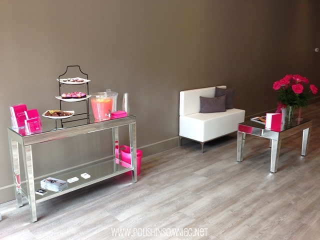Inside Blo Blow Dry Bar Des Moines