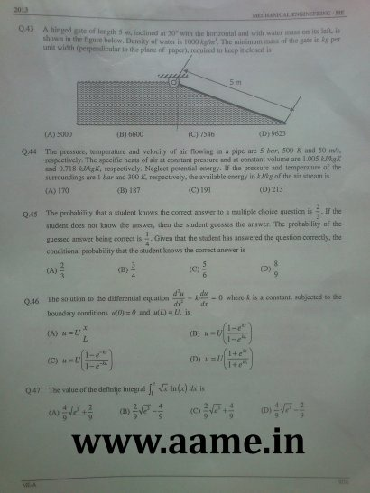 GATE-2013-Question-Paper-Mechanical-Engineering-ME-09-R