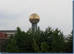 9977 Tennessee I-40 East - The Sunsphere