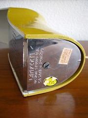 Lamperti - Casati and Ponzio Studio D.A. - Pelota table lamp, yellow