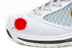 zlvii fake colorway white green gold 3 11 Fake LeBron VII