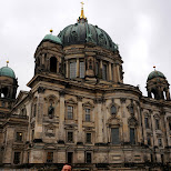 at the Berliner Dom back end in Berlin, Berlin, Germany