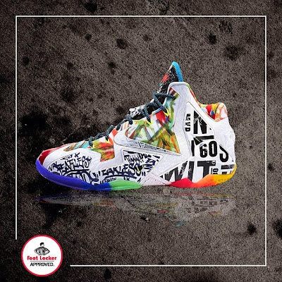 nike lebron 11 gr what the lebron 4 02 Footlocker Canada Might Drop What the LeBron 11 This Weekend