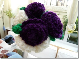 Crochet Flower Bouquets (34)