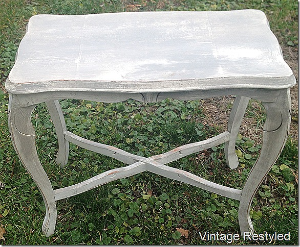 Shabby Table 006