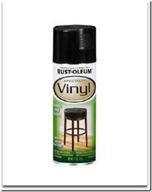 Rust Oleum Fabric And Vinyl Spray Paint Brown