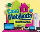 casa mobiliada Pernambucanas