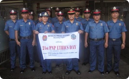 PNP Ethics Day