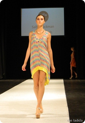 Sally Spackman - AGFW Fashion Week 2012 (2)