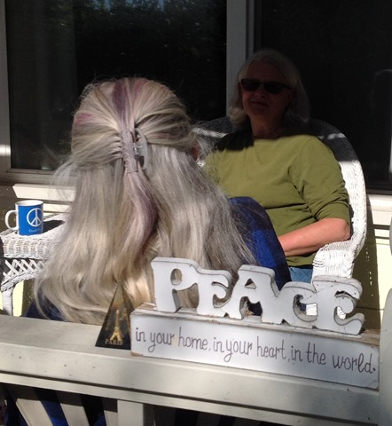 karen aging hippie
