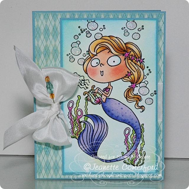 KK Aurora Mermaid