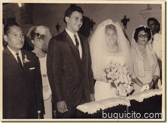 Nuestra Boda,Papá Colá,Maritza Mamá Chea