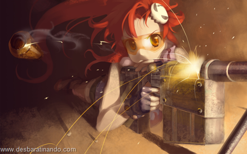 tengen toppa gurren lagann wallpapers papeis de parede anime download desbaratinando  (1)