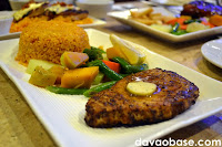 Blackened Fish Fillet at Coco's South Bistro