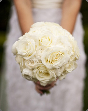 bridal bouquet of roses and easter egg ranunculus natalie bowen designs
