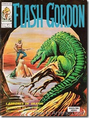 P00021 - Flash Gordon v1 #21