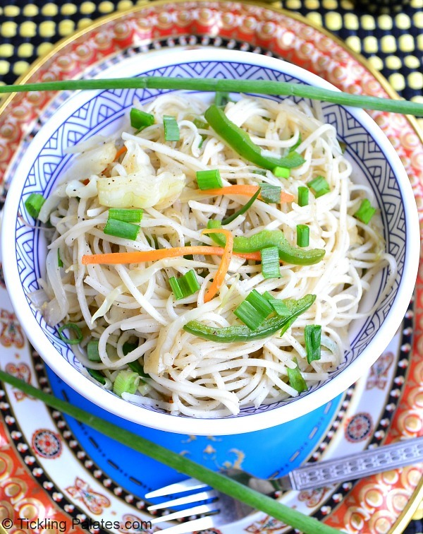 Chinese Veg Noodles