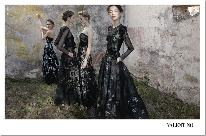Valentino Spring-Summer 2012 3
