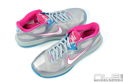 lebron9 low fireberry 24 web white The Showcase: Nike LeBron 9 Low WBF London Fireberry