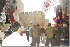 Oporrak 2011 - Israel ,-  Jerusalem, 23 de Septiembre  403