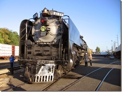 IMG_6503 Union Pacific #844 at Albina Yard in Portland on May 22, 2007