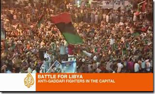 Tripoli Celebrations