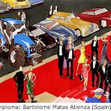 Diploma: Bartolome Matas Atienza (Spain)