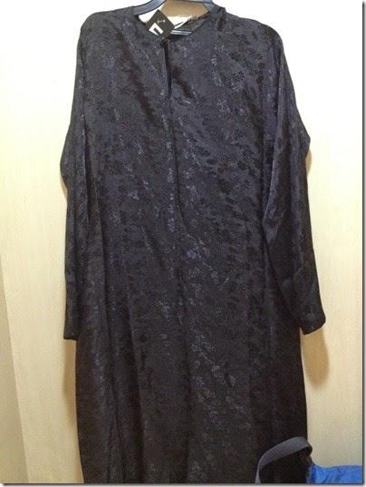 Baju Kurung black