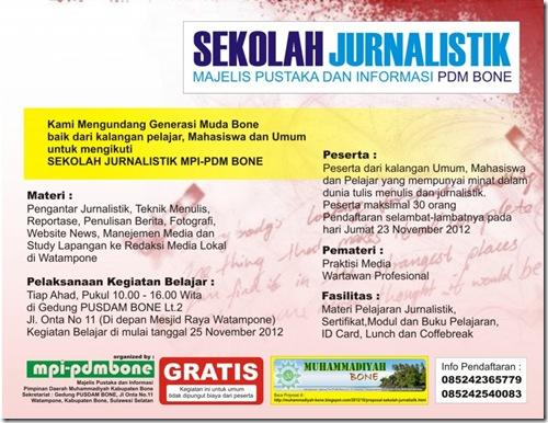 Copy of brosur sekolah jurnalistik