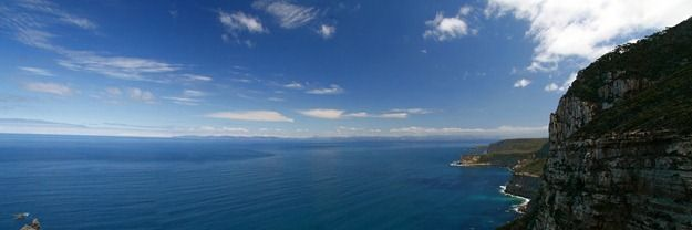 Cape Raoul Panoramic view