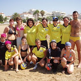 Futbol Platja a Cunit