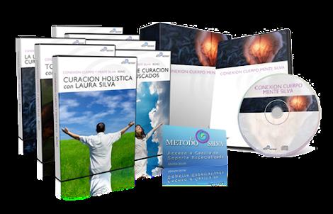 CONEXIÓN CUERPO MENTE SILVA [ Curso en Audiolibro ] – El Método Silva para activar los mecanismos de curación natural de tu mente y mejorar tu salud