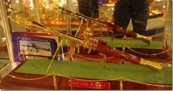 Armas de Ouro de Saddam Hussein (8)