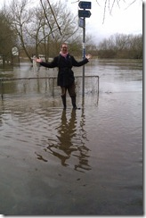 Rob and flooding