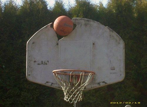 Баскетбол - суровая игра